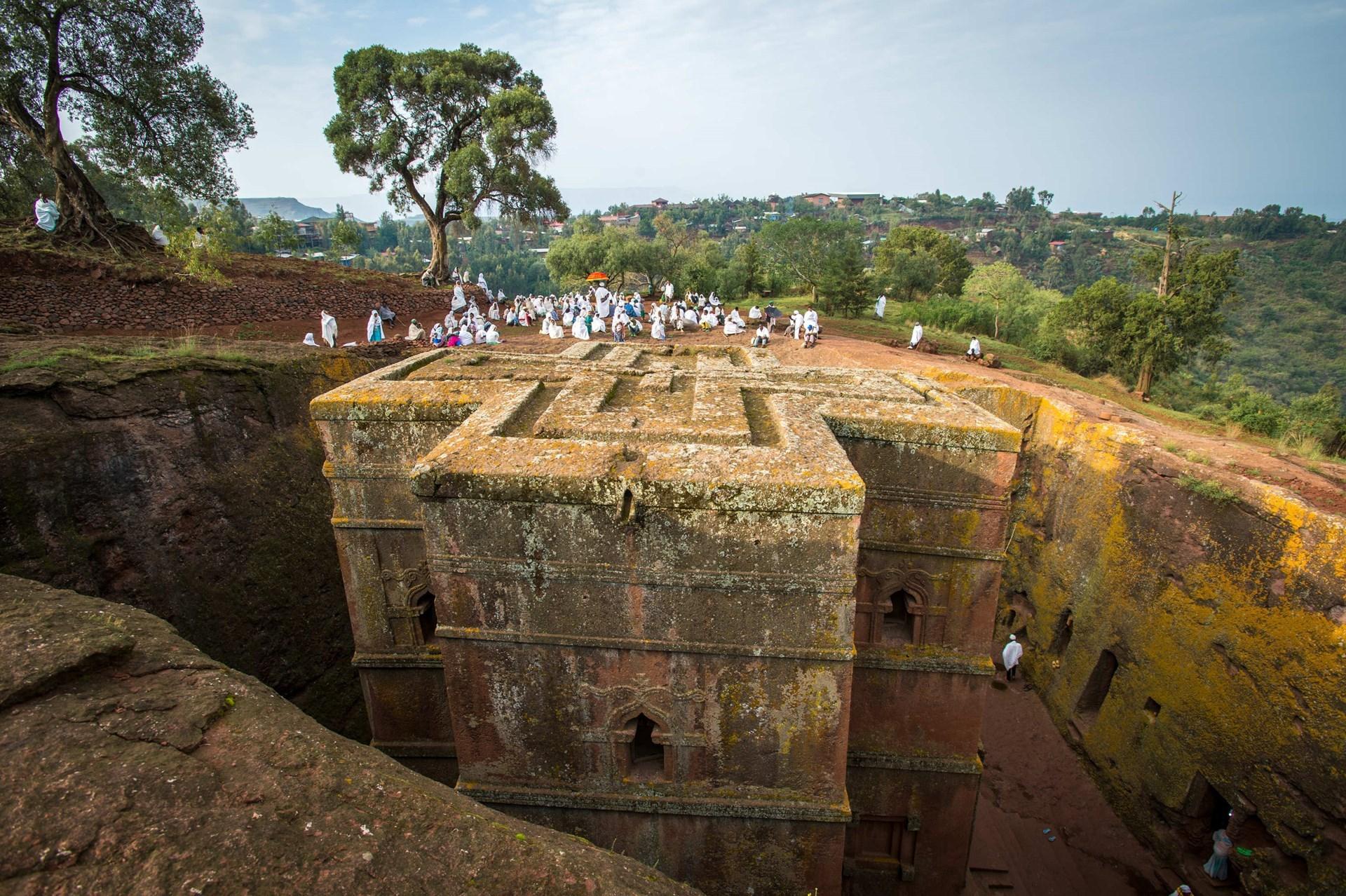 Route historique à travers le pays de la reine de shaba